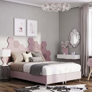 Łóżka bez zagłówka
